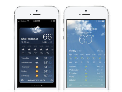 1672796-slide-weatherside iOS 7 vs iOS 6 vremea