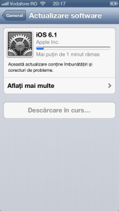 Descarcare software iPhone