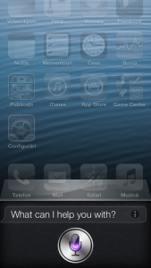Activare Siri iPhone 5