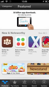 App Store Featured