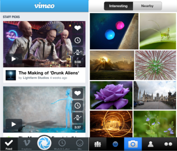 Vimeo/Flickr via 9to5Mac