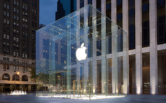 Apple Store 5th Avenue, New York