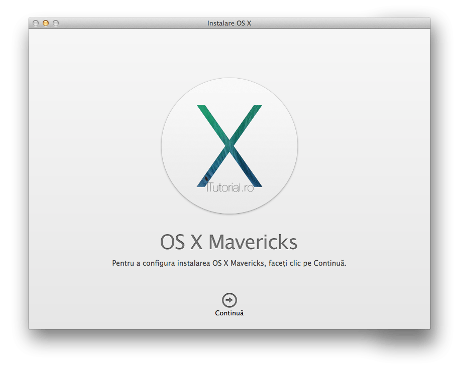 Continua Mavericks