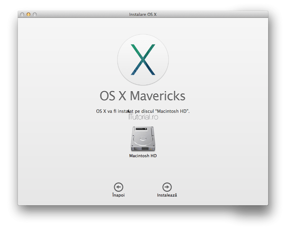 Alegere disc Mavericks