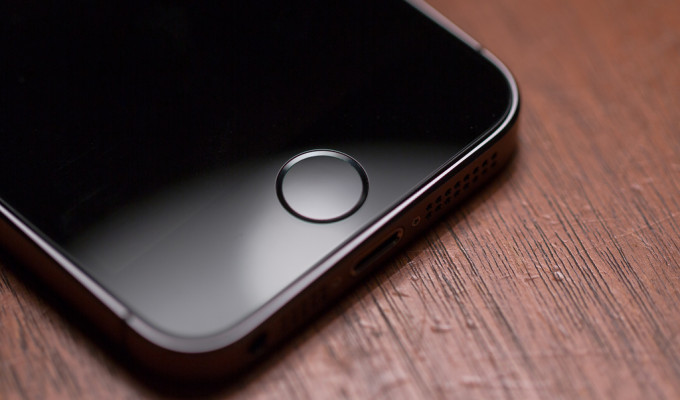 iphone-5s- Touch ID