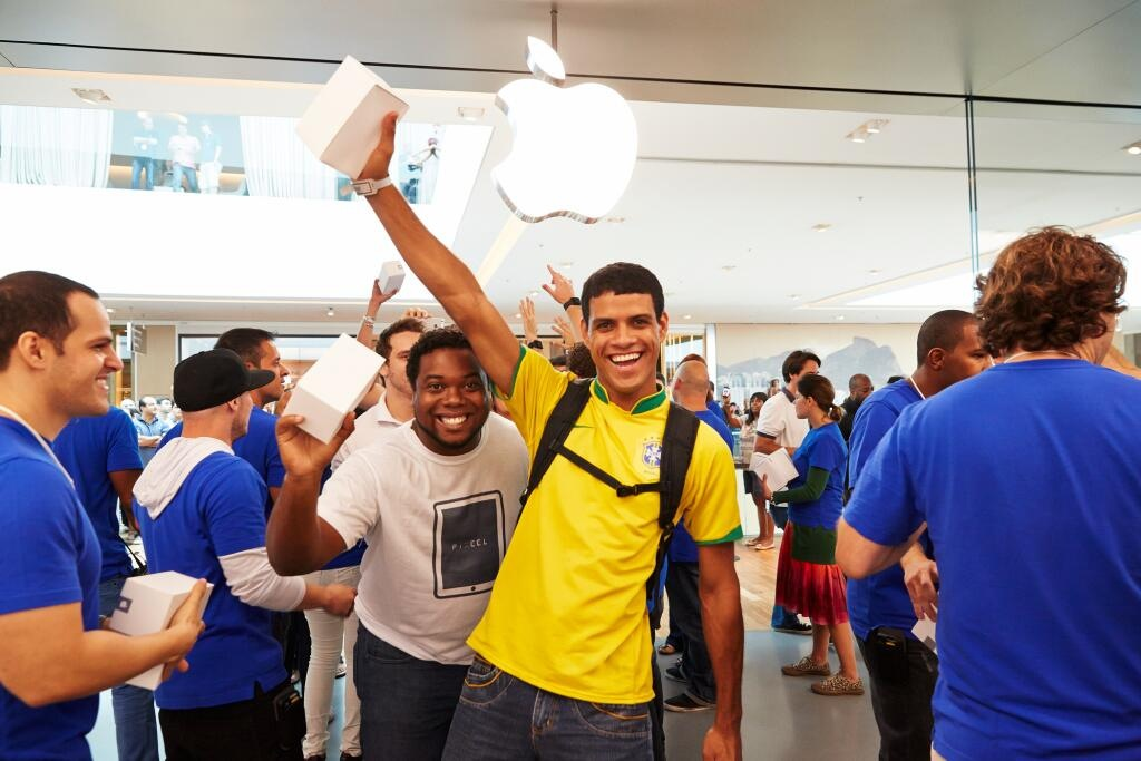 Apple Store Brazilia