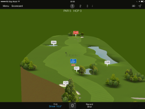 golf fun gps 3d