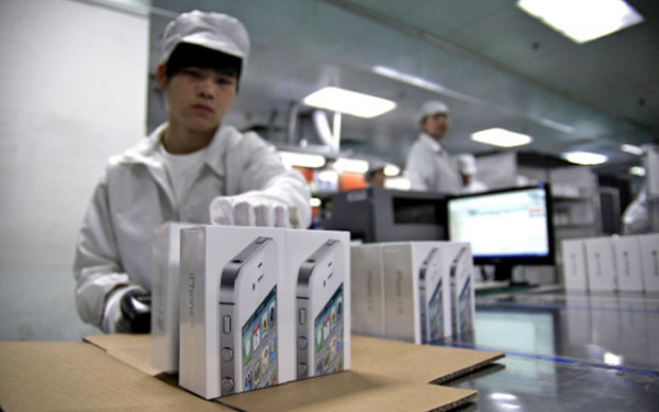 foxconn-iphone productie pegatron