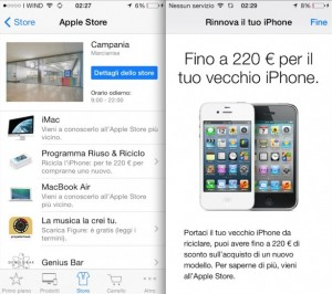 iphone trade in italia