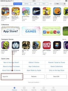 app store featured cont