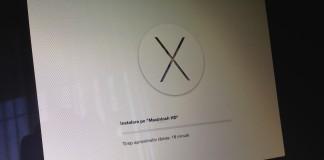 Instalare OS X Yosemite