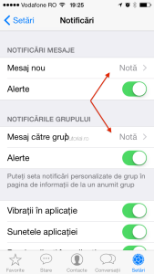 notificari whatsapp