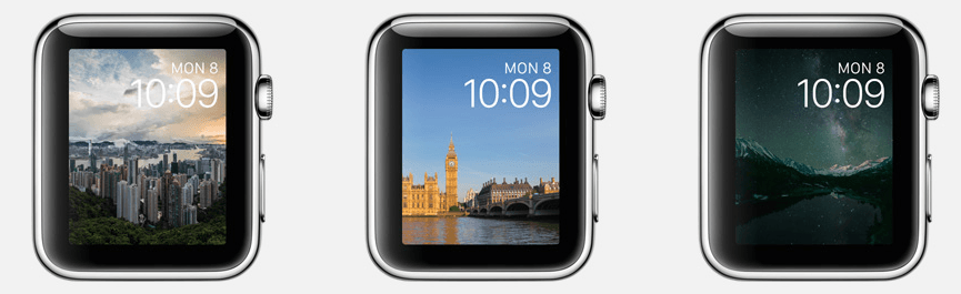 watchos2 applewatch time lapse