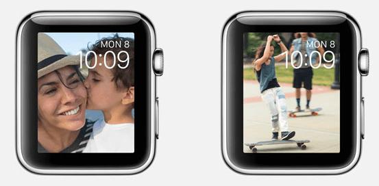 cadran apple watch watchos2