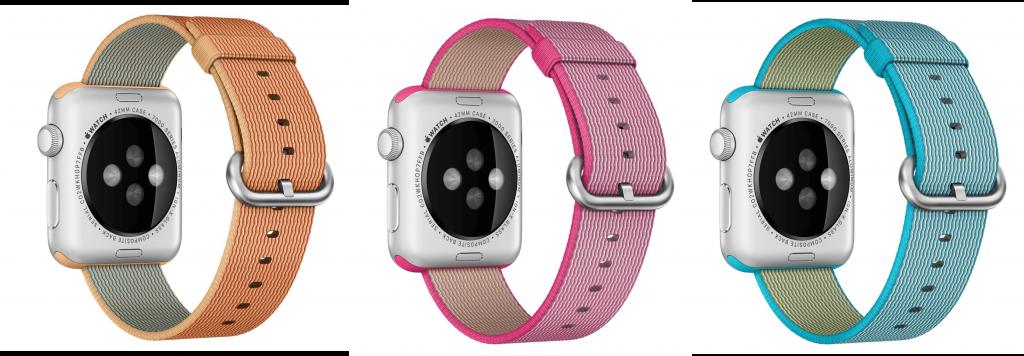 Apple Watch nylon