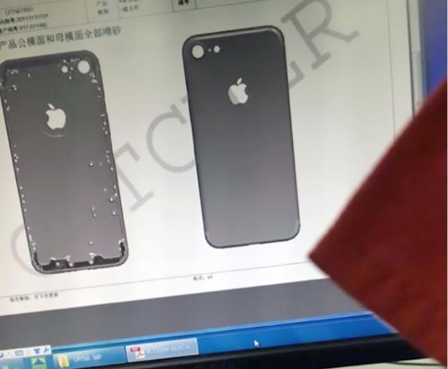 iPhone 7 macheta