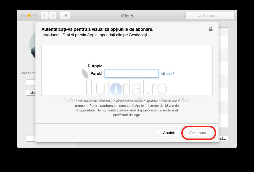 parola id apple icloud gestionati