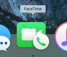 FaceTime osx