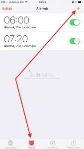 Alarma noua
