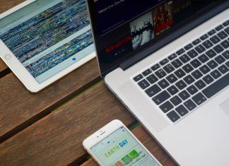 Imagine footer iTutorial iPhone, IPad, MacBook