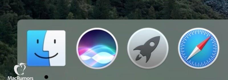 iconita Siri os x 10.12
