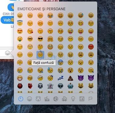 emoji mesaje