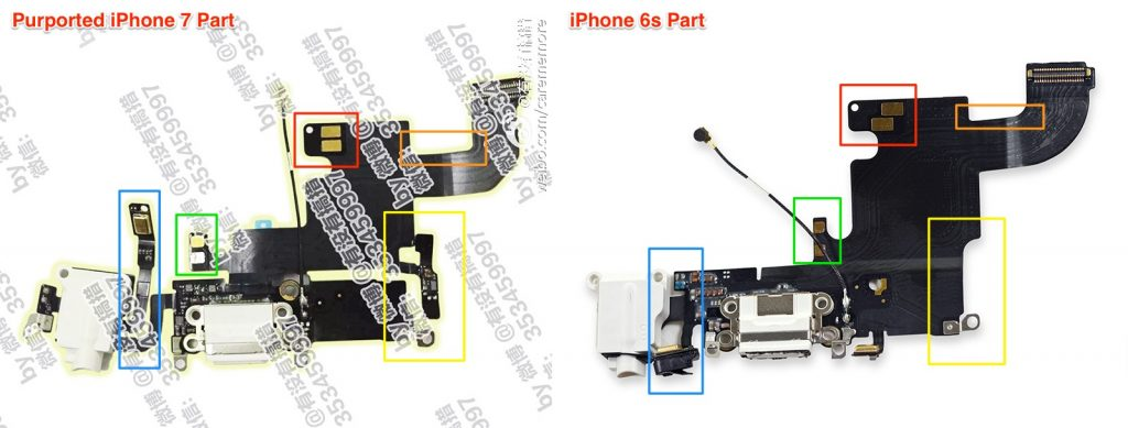 jack iphone 7 vs iPhone 6s