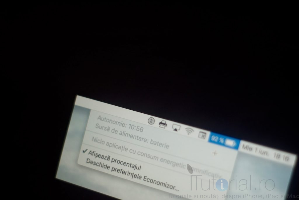 MacBook Pro Retina 15 2015 autonomia bateriei
