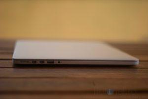 MacBook Pro Retina 15 stânga