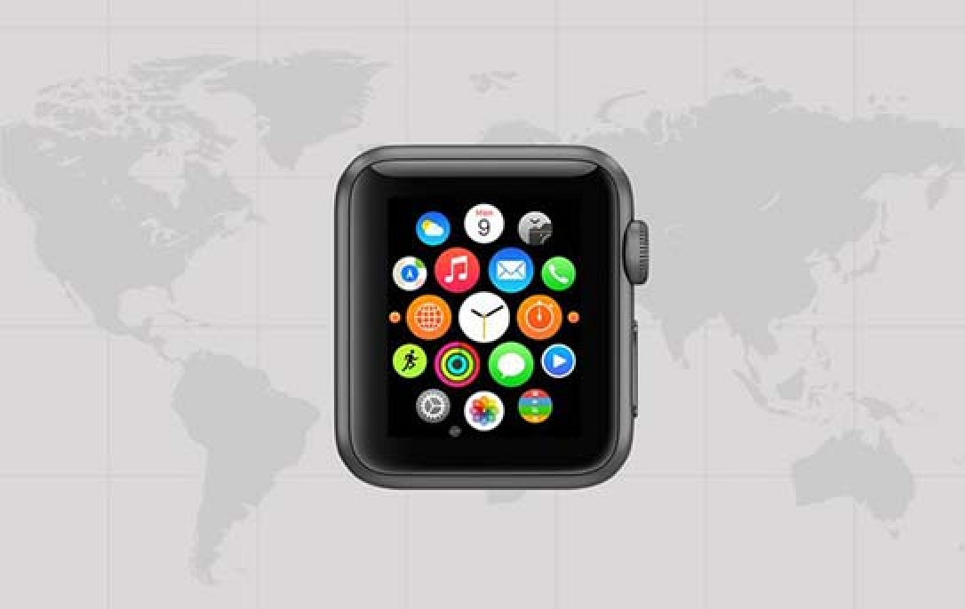 apple watch gasire iphone