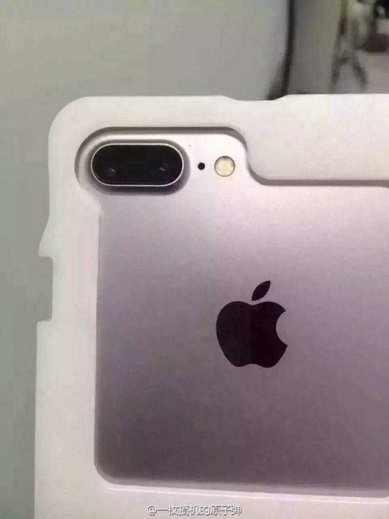 iPhone 7 Plus carcasa detaliu
