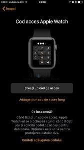 Asociere Configurare AppleWatch6