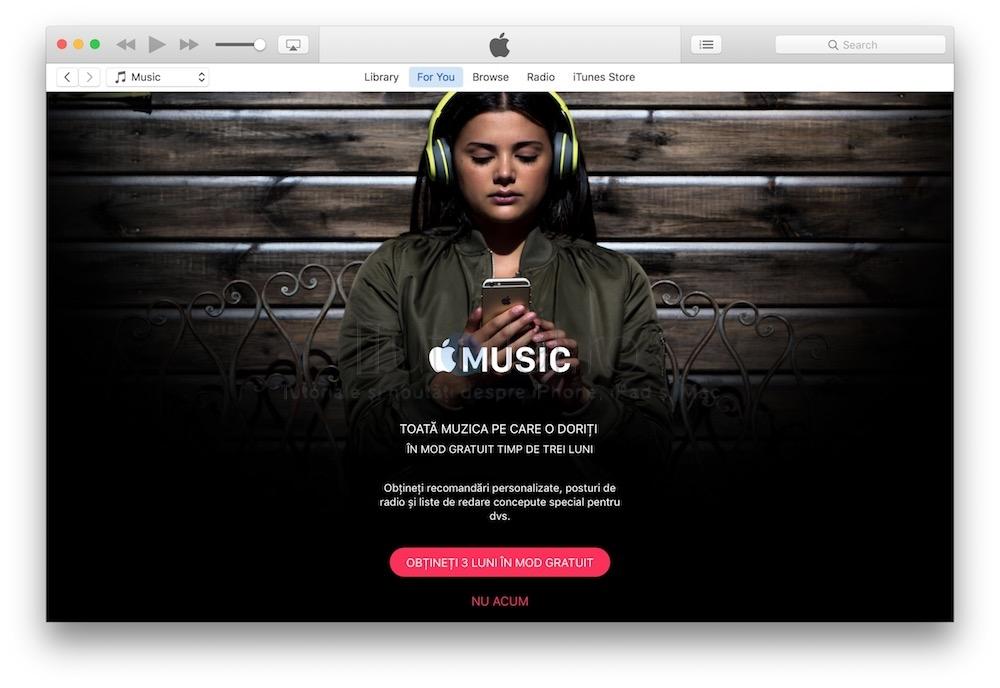 abonare apple music mac