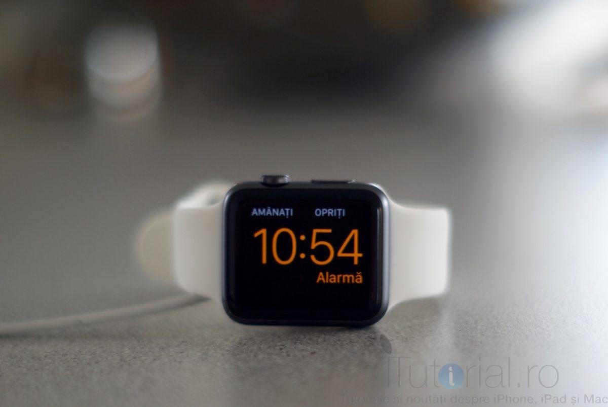 alarma apple watch