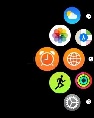 applewatch aplicatia alarme