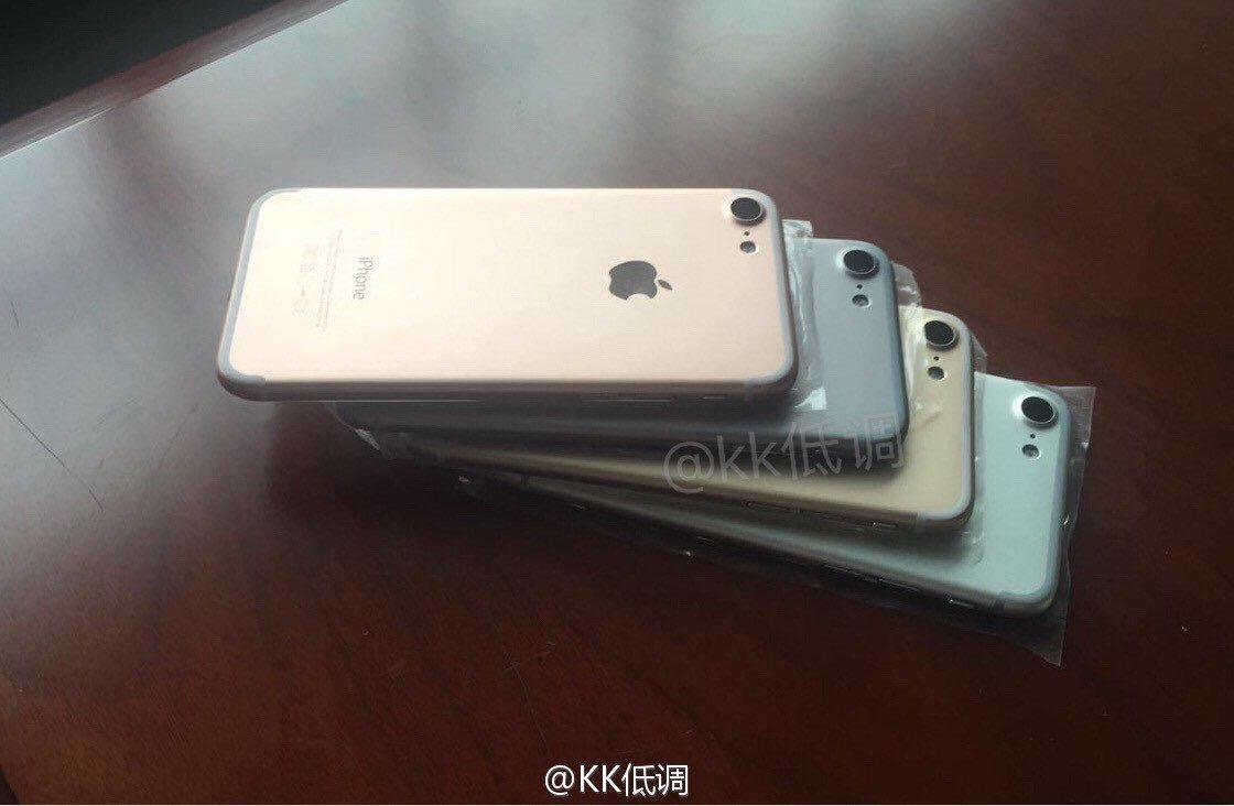 colorat iphone7