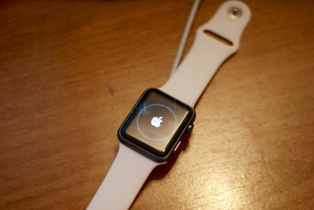 watchos instalare actualizare