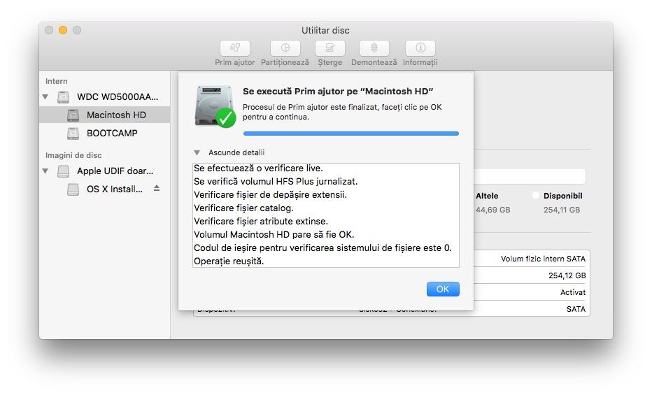 prim-ajutor-utilitar-disc-mac-verificare-volum