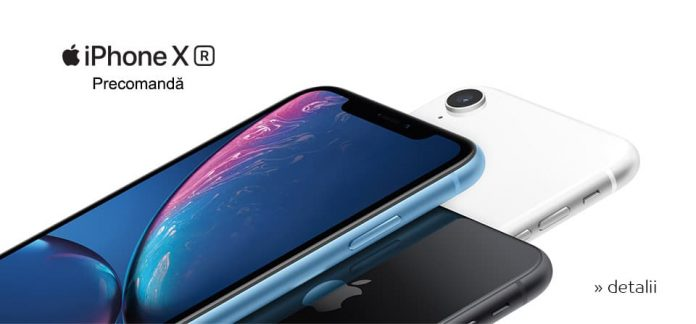 precomanda iphone xr