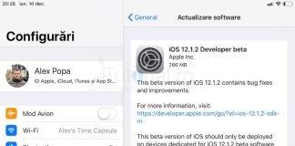 ios 12.1.2 beta 1