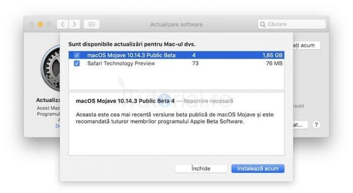 macos 10.14.3 beta 4