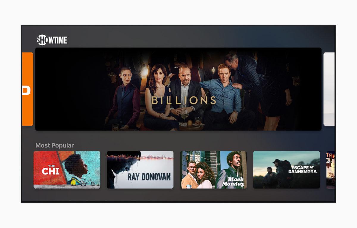 aplicatie apple tv