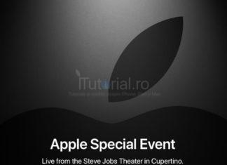 conferinta apple 25 martie 2019