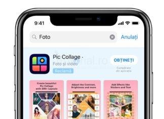 reclame app store romania
