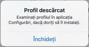 profil descarcat