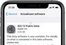 cum instalez ios 13 public beta