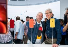 jony ive pleaca apple