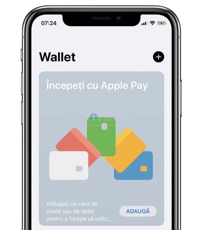 lansat apple pay romania