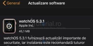 watchos 5.3.1