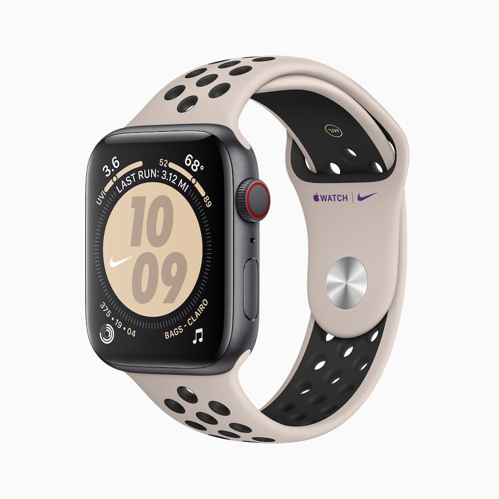 Apple watch series 5 nike sports